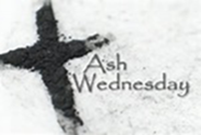 Ash Wednesday Service on the Bluff