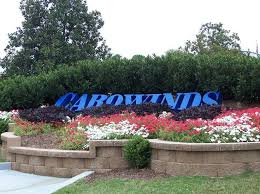 WE Youth overnight trip to Carowinds